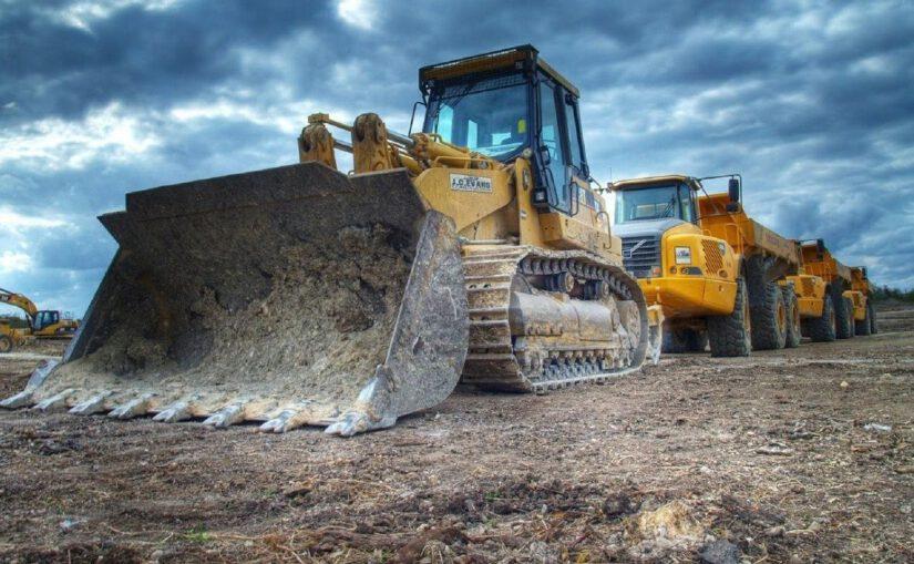 Jakie roboty ziemne przed rozpoczęciem budowy?