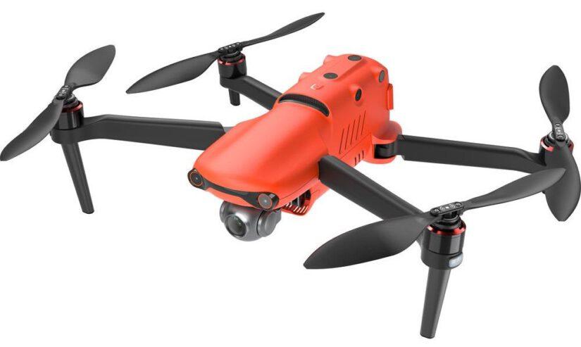 Czy znasz już drony autel?